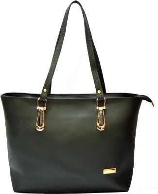 AGINOS Women Green Shoulder Bag AGINOS Handbags