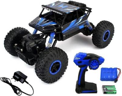 Jack Royal Dirt Drift Waterproof Remote Controlled Rock Crawler RC Monster Truck