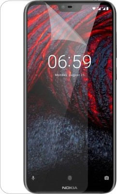 Snooky Front and Back Screen Guard for Honor 9N(Pack of 1)