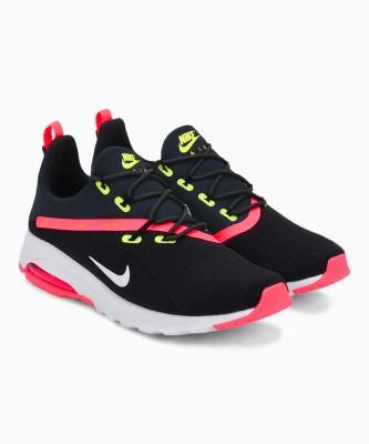 Nike AIR MAX MOTIO Running Shoes For Men(Black) 1