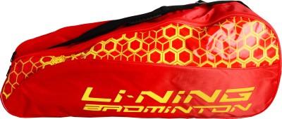 Li Ning Badminton Kitbag Red, Kit Bag