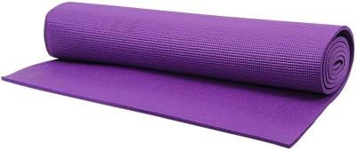 Ipop Retail YOGA MAT 6 MM ANTI SKID Purple 6 mm Yoga Mat