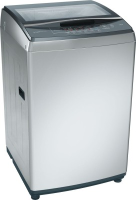 Bosch 7 kg Fully Automatic Top Load Silver WOA702S0IN Bosch Washing Machines