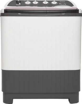Panasonic 8 kg Semi Automatic Top Load Washing Machine White, Grey(NA-W80G4HRB) (Panasonic)  Buy Online