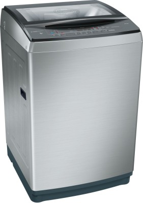 Bosch WOA956X0IN 9.5 kg Fully Automatic Top Load Washing Machine (Silver)