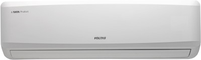 Voltas 1.5 Ton 3 Star Split AC  - White(183 DZZ, Copper Condenser)