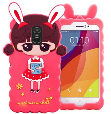 Yofashions Back Cover for Mi Redmi Note 4 Pink