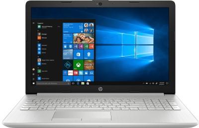 HP 15 Core i3 7th Gen - (4 GB/1 TB HDD/Windows 10 Home) 15-da0326tu Laptop(15.6 inch, Natural Silver, 1.77 kg)