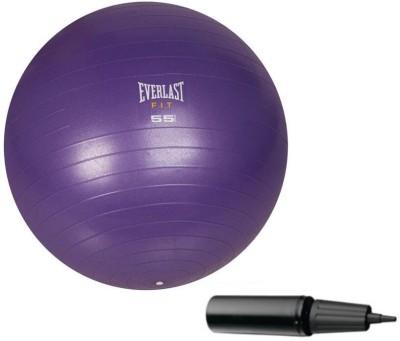 Everlast Stability Ball & Pump Gym Ball(With Pump) at flipkart