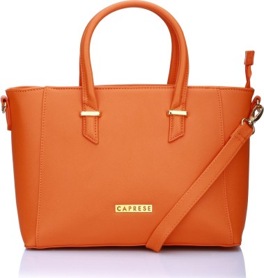 Caprese Women Orange Tote