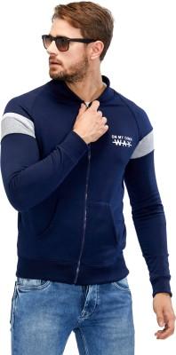 Metronaut Full Sleeve Colorblock Men Jacket
