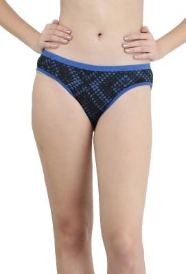 FEMULA Women Hipster Dark Blue Panty(Pack of 1)