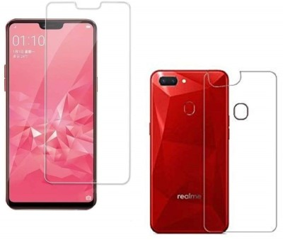MudShi Impossible Screen Guard for Realme 2(Pack of 1)