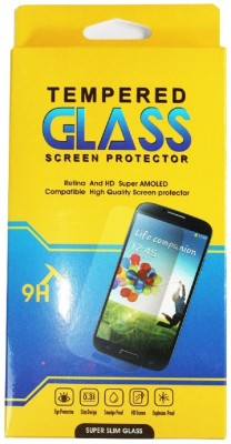 SpyCom Tempered Glass Guard for Lenovo K8 Plus(Pack of 1)
