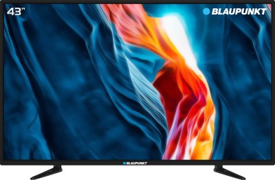 Image of Blaupunkt 43 inch Full HD LED TV which is one of the best tv under 15000