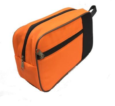 SuiDhaga SDU036 Travel Shaving Kit Orange SuiDhaga Travel Shaving Kits