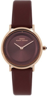 IBSO S8160LMR  Analog Watch For Women