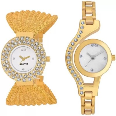 PARALLEL TIMES Presenting the Casual+Party Wedding collection For Boys n Girls With Leather Strap Watch  - For Men & Women