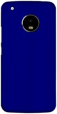 Sweven Back Cover for Motorola Moto G5 Plus Blue