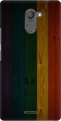 Coberta Case Back Cover for Infinix Hot 4 Pro Multicolor
