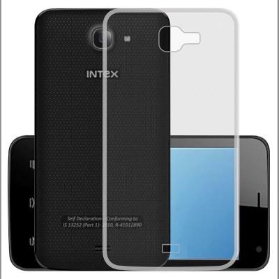 Casotec Back Cover for Intex Aqua Wave(Clear, Flexible Case) Flipkart