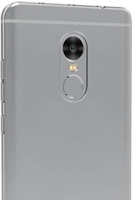 Mozette Back Cover for Mi Redmi Note 4 Transparent