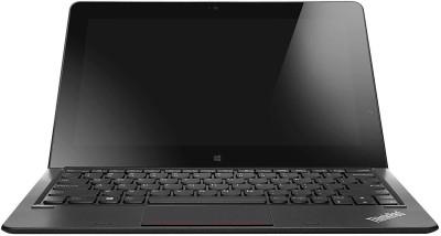 Lenovo ThinkPad Helix (2nd Gen) Core M - (4 GB/128 GB SSD/Windows 8.1 Pro) 20CG005LUS Laptop(11.6 inch, Black) 1