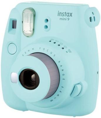 Fujifilm Instax joy box MINI 9 Instant Camera(Blue)