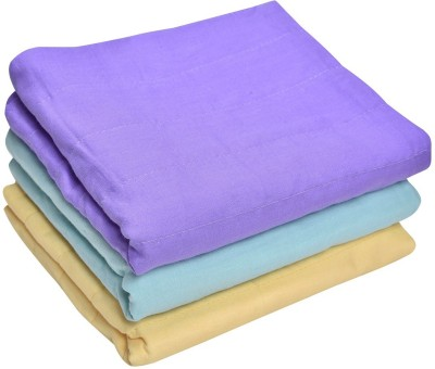 MK HANDICRAFT Cotton Baby Sleeping Mat(Beige, Large)