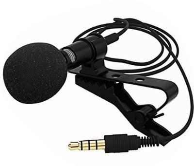 CALLIE Collar Mic 3.5 mm Mini Tie Clip Collar Lavalier Lapel Microphone