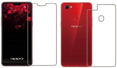 MudShi Impossible Screen Guard for Oppo A5(Pack of 1)