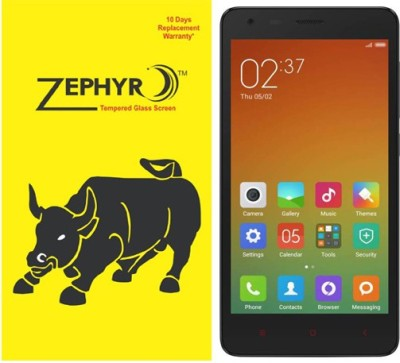 Zephyr Tempered Glass Guard for MI Redmi 2s(Pack of 1)