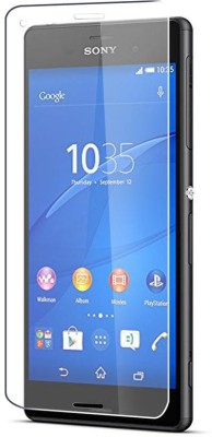 Snooky Front and Back Tempered Glass for Sony Xperia U(Pack of 1)
