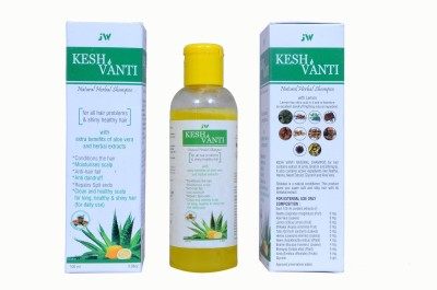 Kesh King Herbal Shampoo 100ml Pack of 2 Best Price in India