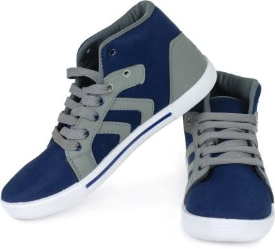Axter 114 Sneakers For Men(Grey)