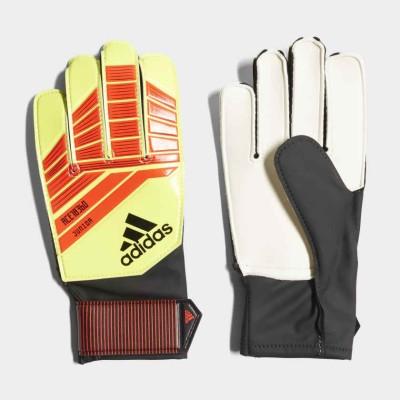 ADIDAS PREDATOR JUNIOR FOOTBALL Goalkeeping Gloves Multicolor ADIDAS Football Gloves
