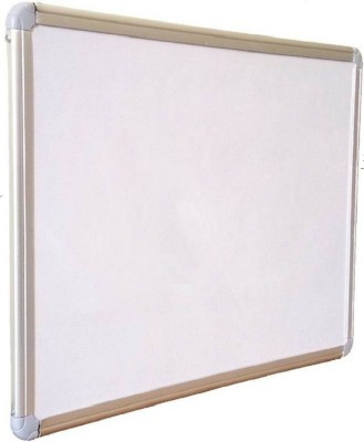 PR UNIVERSAL Non Magnetic White and Green Double Sided Board 1 x 1.5 Feet Whiteboards(Set of 0, White and Green)