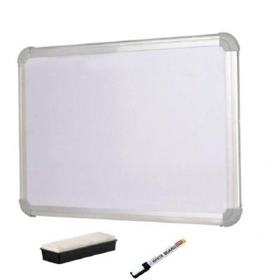 Ekta Product Folding Regular Non Magnetic Melamine Large Whiteboards(Set of 0, Beige, White)