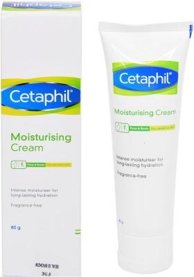 Cetaphil MOISTURISING CREAM(80 g)