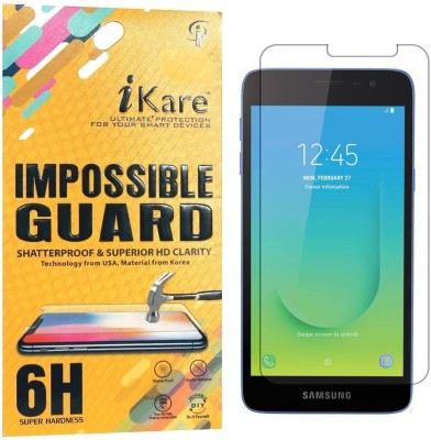 iKare Impossible Screen Guard for Samsung Galaxy J2 Core(Pack of 1)