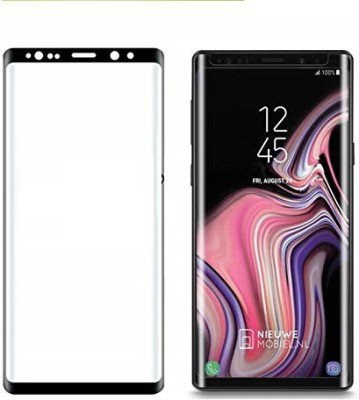 DHAN GTB Tempered Glass Guard for Samsung Galaxy Note 9(Pack of 1)