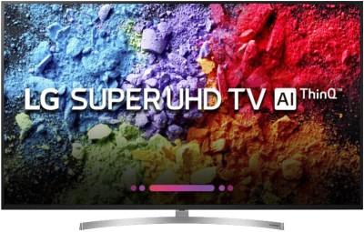 LG 164cm (65 inch) Ultra HD (4K) LED Smart TV(75SK8000PTA)   TV  (LG)