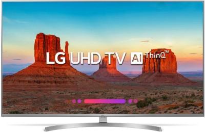 LG 138cm (55 inch) Ultra HD (4K) LED Smart TV(55UK7500PTA) (LG) Tamil Nadu Buy Online