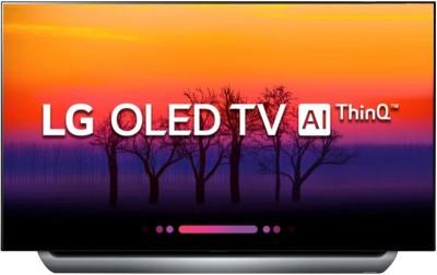LG 139cm (55 inch) Ultra HD (4K) OLED Smart TV(OLED55C8PTA)