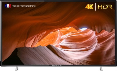 Thomson 55 inch Ultra HD 4K Smart LED TV is a best LED TV under 40000