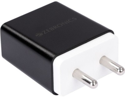 Zebronics ZEB-MA532 Mobile & Laptop Charger USB Adapter(Black)  available at flipkart for Rs.349