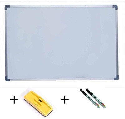 homedmart Non Magnetic 1.5x1 Feet Whiteboards(Set of 0, White)