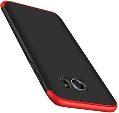 RR Design Front   Back Case for Samsung Galaxy S7 Edge Red, Dual Protection