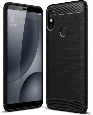 Tejorupa Back Cover for Mi Redmi Note 5 Pro Black
