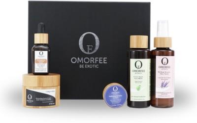 Omorfee Facial Care Assortment (Normal Skin)(Set of 5)